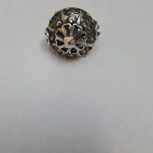 Jewelry - Sterling dome style ring